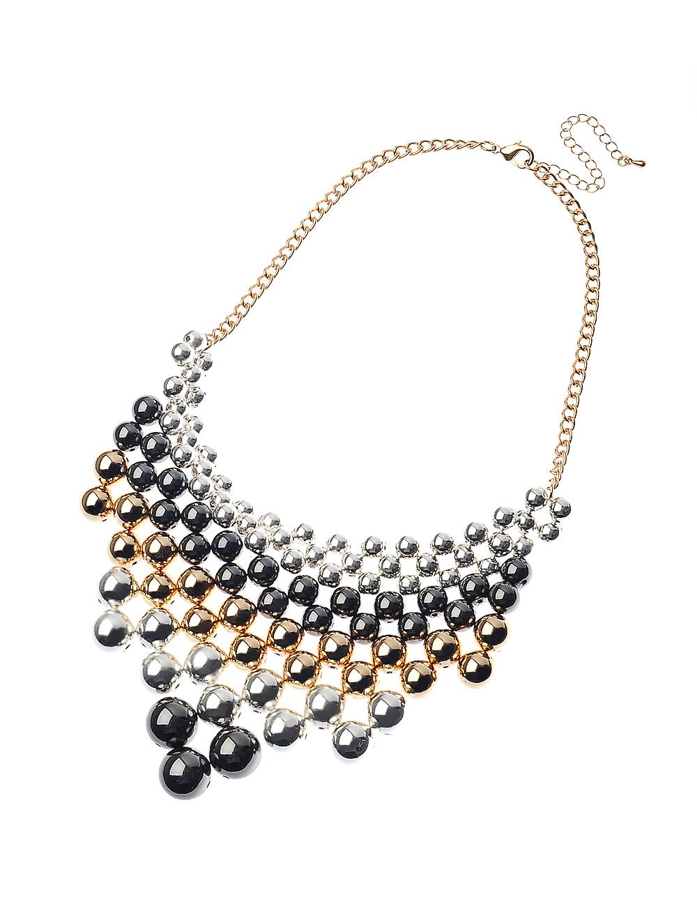 Olivia Statement Bead Necklace