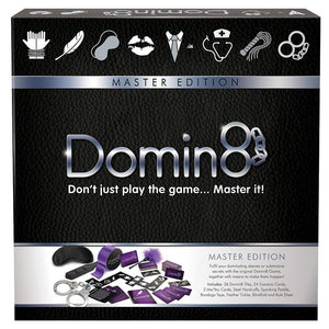 Domin8 Master Edition Game - OkGiv