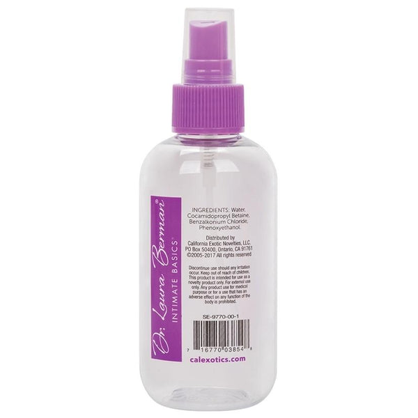Dr. Laura Berman Intimate Basics Universal Toy Cleaner 6.28oz - OkGiv