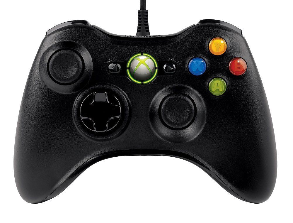 Microsoft Xbox 360 Wired Controller for Windows & Xbox 360 Review
