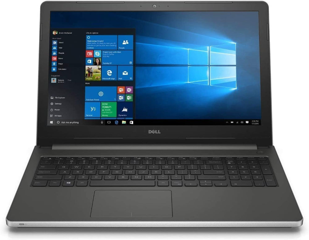 "2017 Dell Inspiron 15.6"" Touchscreen Signature Laptop Review"