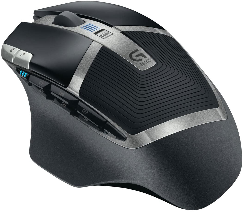 Logitech G602 Wireless Mouse Review