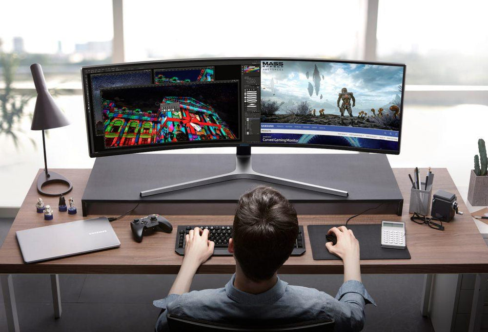 Samsung CHG90 Series Curved 49-Inch Gaming Monitor Review