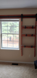 Sliding Window Shelf