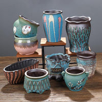 Artsy Pots for Those Seeking to Express Their Creativity