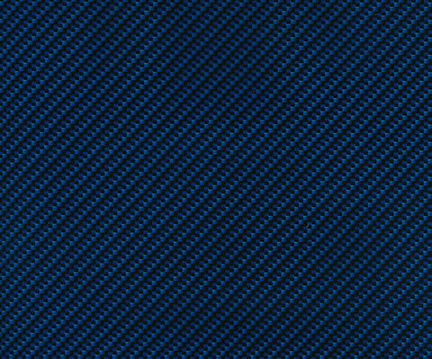 CBF010 - Blue & Black Carbon (100cm)