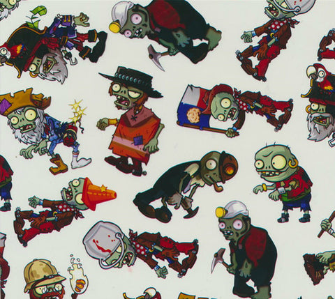 CAR024 - Cartoon Zombies (50cm)