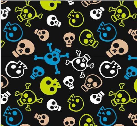SKL005 - Colorful Skulls (50cm)