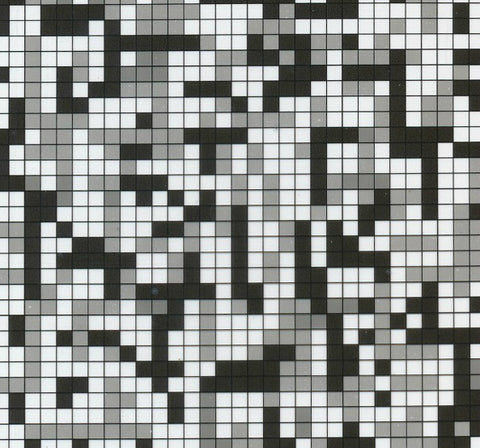 GEM007 - Crossword Puzzle (50cm)