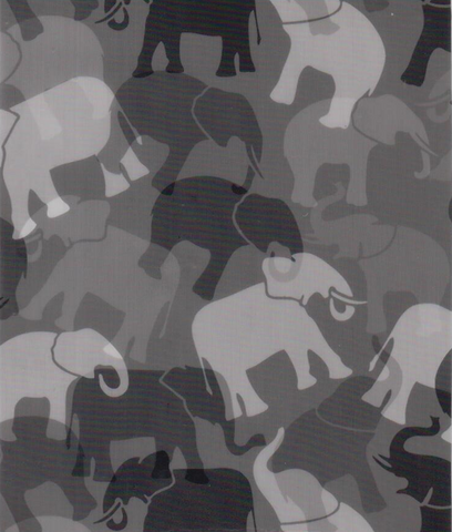(NEW) ANM057 - Elephants (50cm)