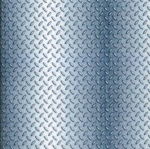 MET001 - Reflective Diamond Treadplate (90cm)