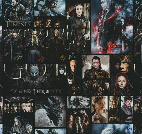 (NEW) PCR073 - Game of Thrones (100cm)