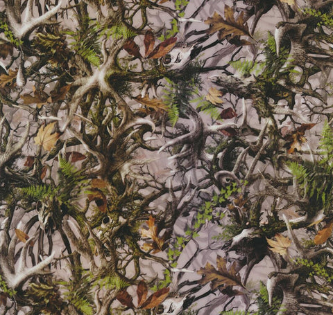 (NEW) HCA047 - Buck Forest Camo (100cm)