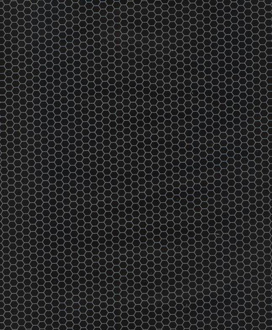 CBF014 - Gray Hex Carbon (100cm)
