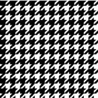 FAB054 - Houndstooth (50cm)