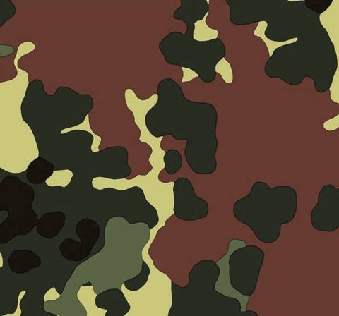 (NEW) MCA030 - Euro Army Camo (50cm)