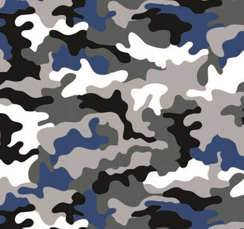 (NEW) MCA031 - Blue Gray Camo (50cm)