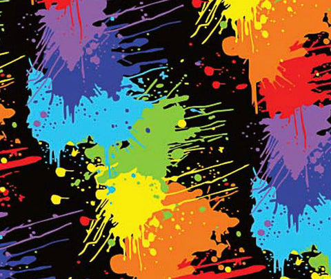 ABS019 - Small Paint Splatter (50cm)