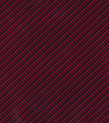 CBF011 - Red & Black Carbon (100cm)