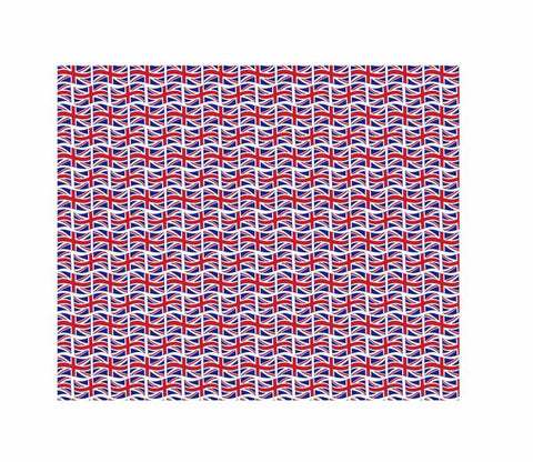FLG006 - Small UK Flags (50cm)
