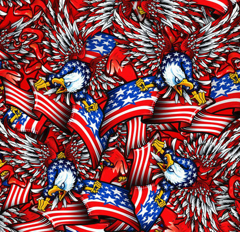 ANM023 - Red, White & Blue Eagles (50cm)