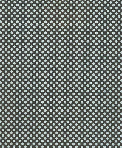 FAB040 - White Dots on Black (100cm)