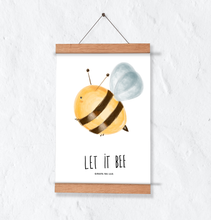 "Carregar imagem no visualizador da galeria, ILLUSTRATION ""LET IT BEE"" - GirafaNaLua"