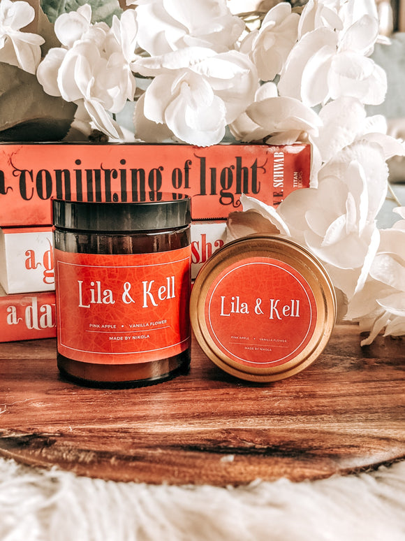 Lila & Kell Candle