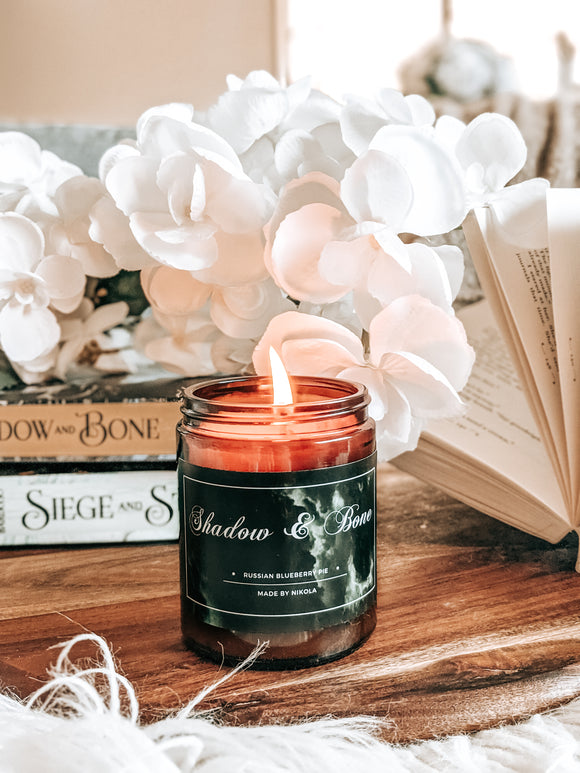 Shadow & Bone Candle