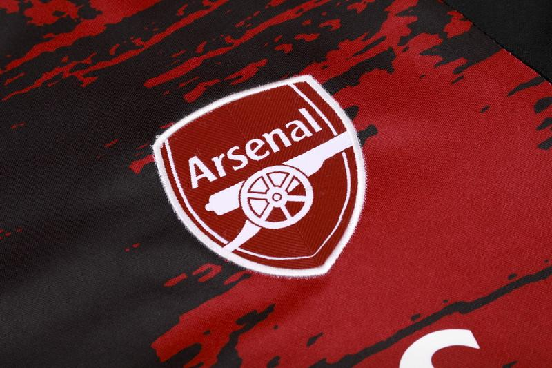 Arsenal Black/Red 2020-21 Training Kit ( TOP + PANT )