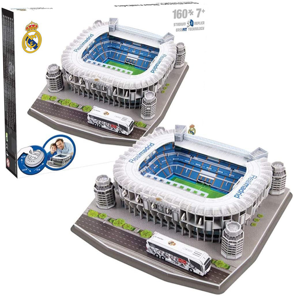 Real Madrid 'Santiago Bernabeu'