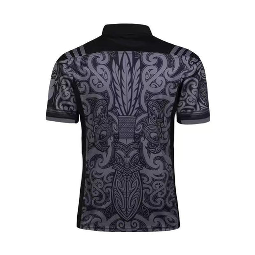 ALL BLACKS MAORI 100 YEARS POLO