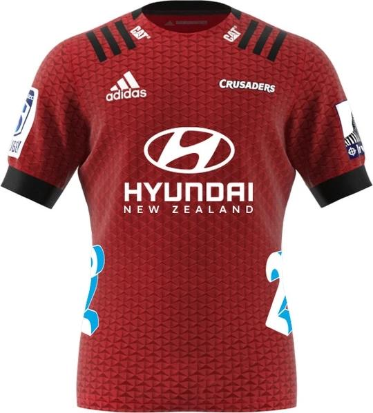 Super Rugby Crusaders Home Jersey 2020