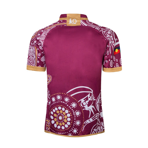 Maroons QLD Womens Training Jersey