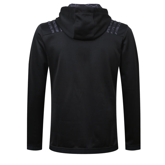 All Blacks Hooded Jacket