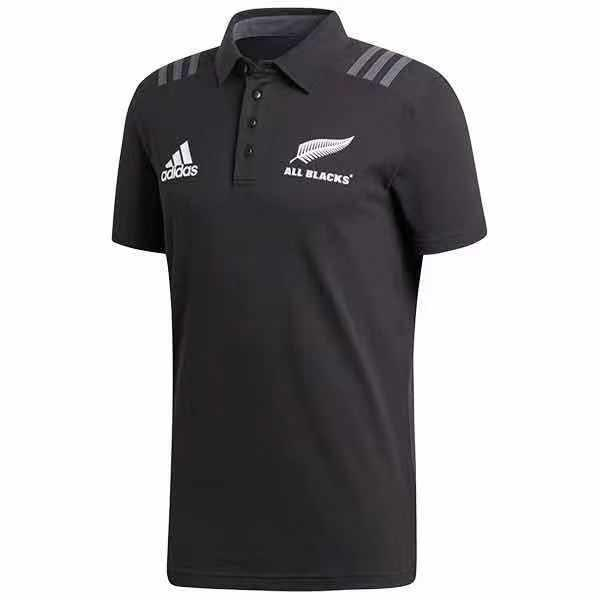 ALL BLACKS SUPPORTERS POLO