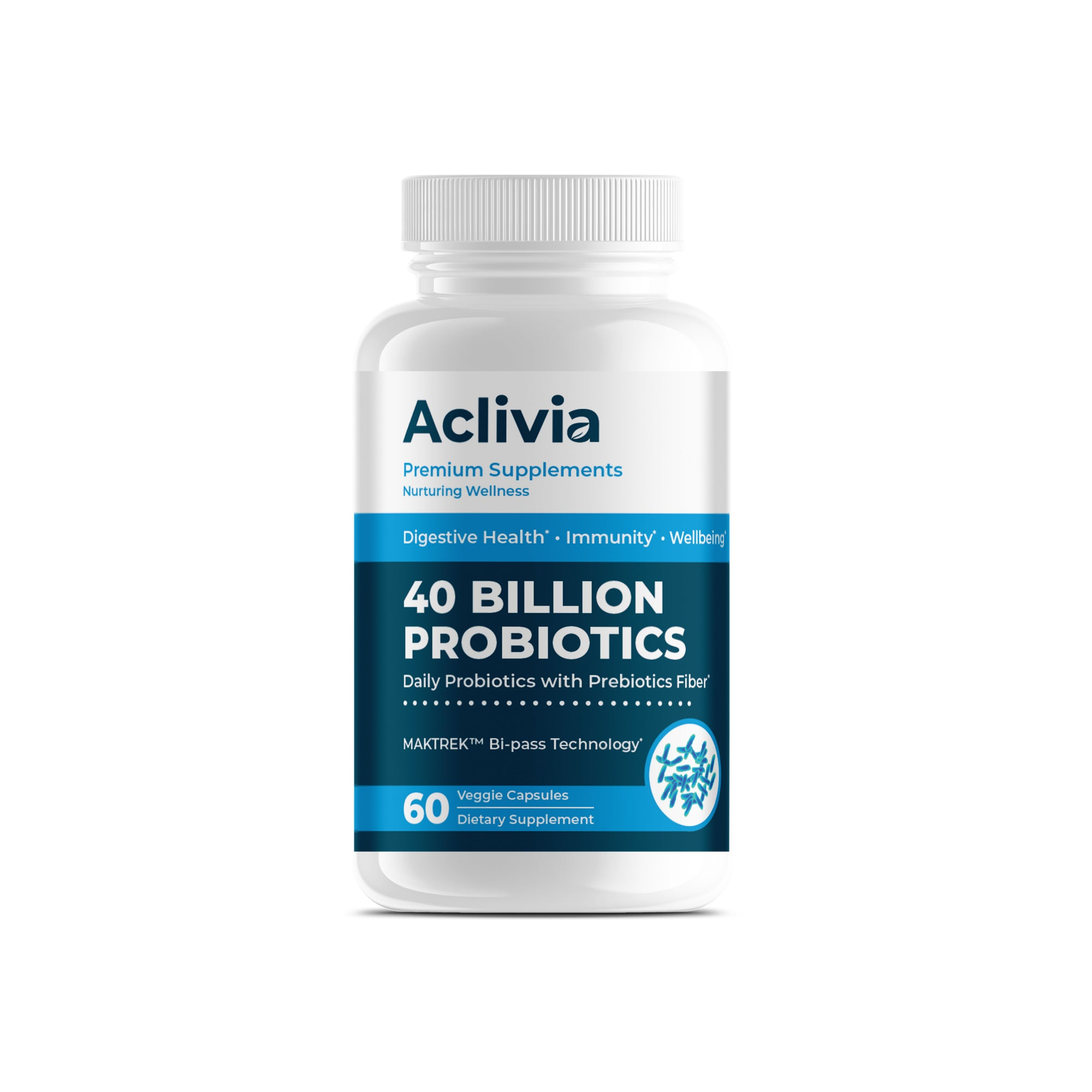 40 Billion Probiotics