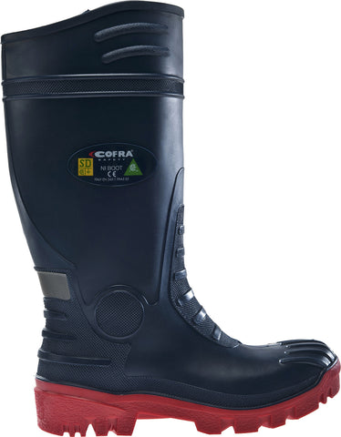 Womens Rubber Safety Boots