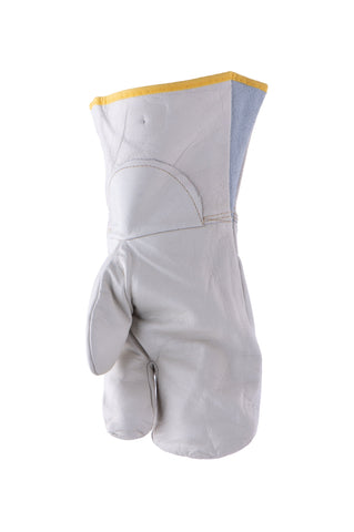 One Finger Cowgrain Gloves - 234PLCQ