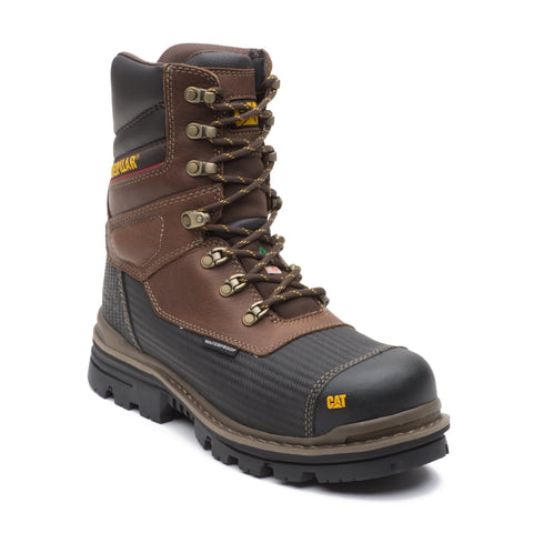 Mens 8 Inch Work & Safety Boots