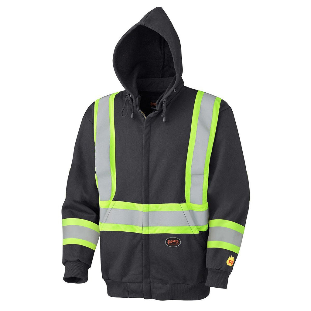 Flame Resistant Heavy Weight Safety Hoodie