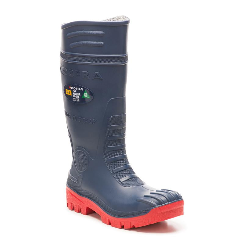 Cofra - Typhoon 599 Unisex rubber safety boot