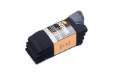 Crew Work Socks (4 Pack)  - S920BLK