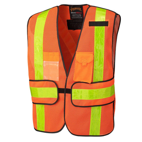 1568bec3627 Hi-Vis Safety Vest. Quick view. Pioneer