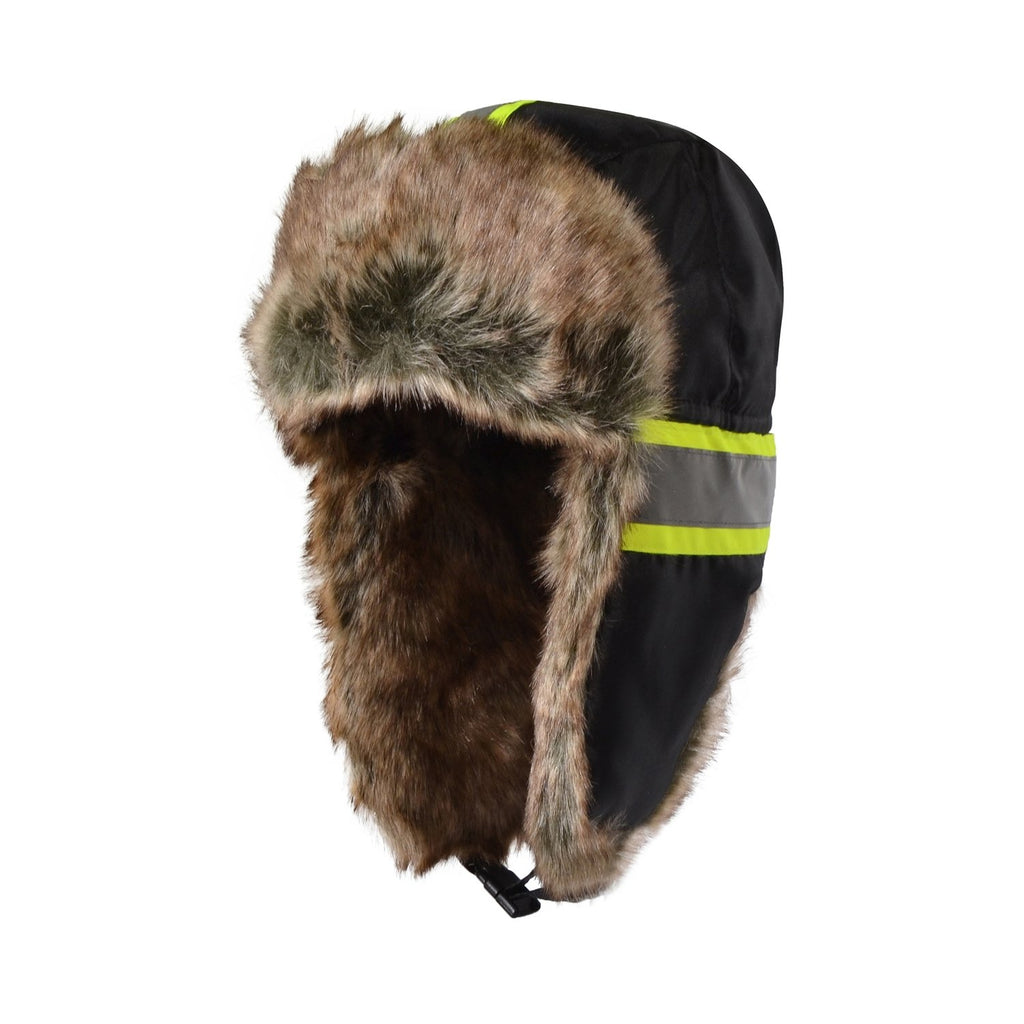 Nylon/Hi-Viz Trapper Hat - 74-PH-600-REF