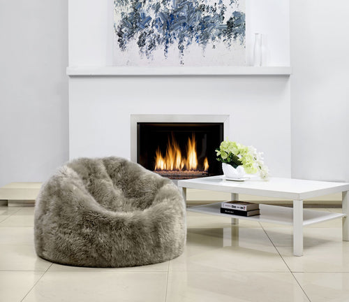 Sheepskin Bean Bags - Neutrals