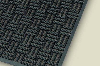 Texas Rubber Grid Doormat