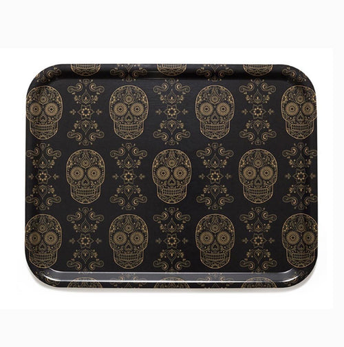 Skull Cocktail Tray - Large