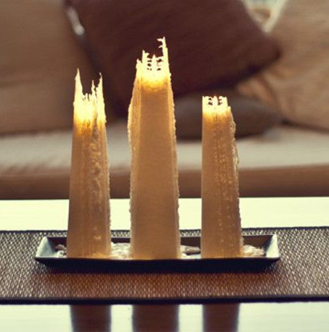 Icicle Candles