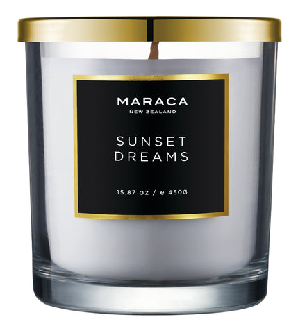 Maraca Bloom Candle